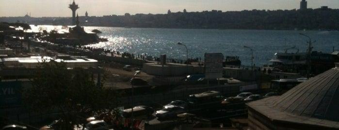 Mado is one of Istanbul'da Manzara.