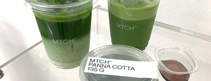 MTCH is one of BKK_Tea/ Chocolate/ Juice Bar.