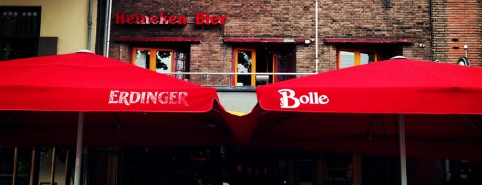 Café Bolle is one of Café Top-100 2015.