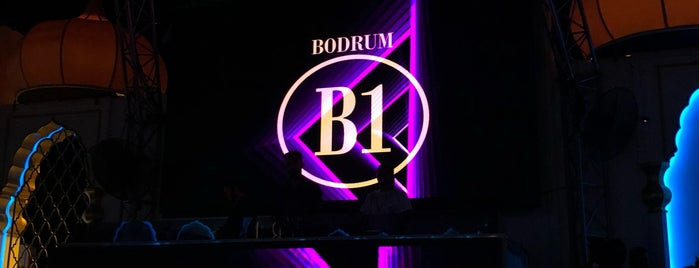 Be One Club Bodrum is one of Bodrum.