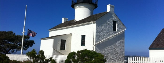 Old Point Loma Lighthouse is one of Trips / San Diego.