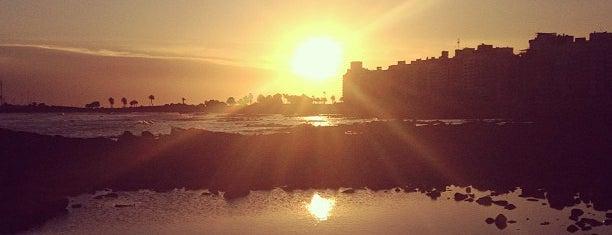 Playa La Estacada is one of Uruguay Natural.