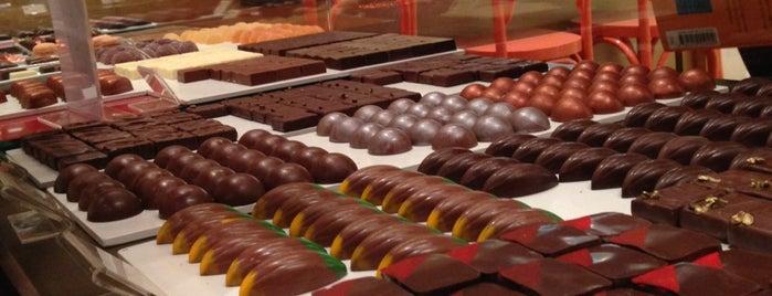 Cau Chocolates is one of Orte, die Roberta gefallen.
