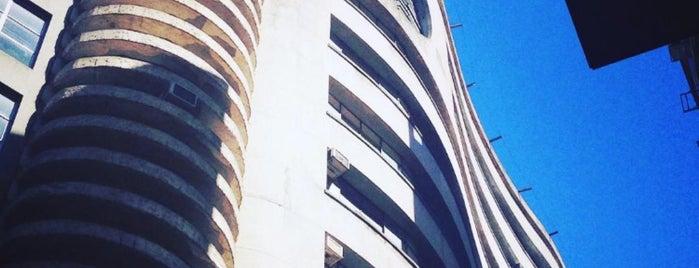 Edifício Ouro para o Bem de São Paulo is one of Históricos.