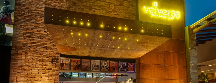 Velvet36 Rock'n Roll Bar is one of visitar.