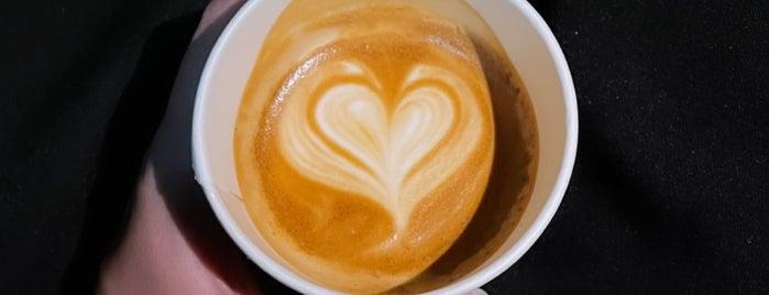 RAIN Coffee is one of Eastern b4.