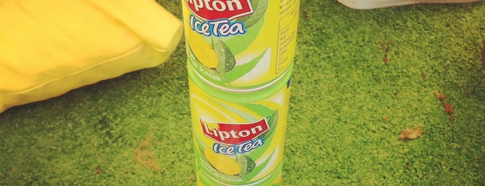 Lipton Ice Tea Kampuste! is one of Locais curtidos por Batuhan.