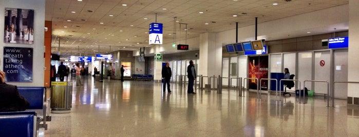 Arrivals Hall A (Extra Schengen) is one of George : понравившиеся места.