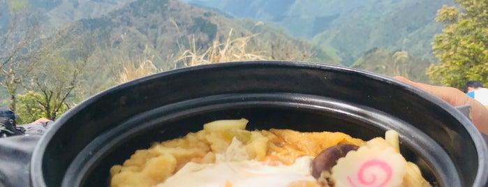 鍋割山荘 is one of 丹沢・大山.
