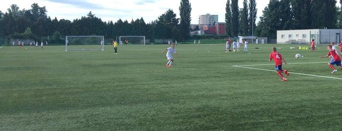 Futbalové štadióny ObFZ Senica