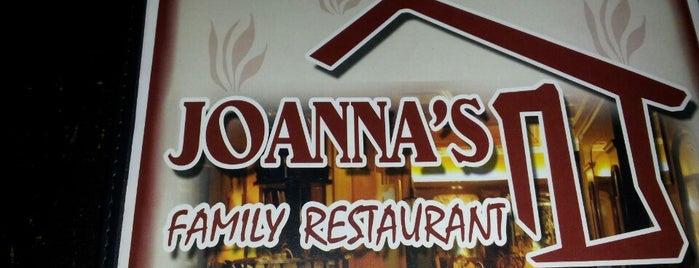Joanna's Family Restaurant is one of Ivetteさんのお気に入りスポット.