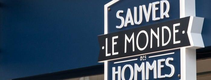 Sauver le Monde des hommes is one of Paris, je t'aime.