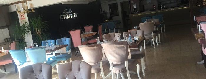 Çakra Restaurant is one of Dene Ankara.