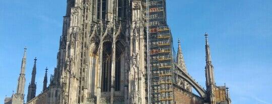 Duomo di Ulma is one of 4sq365de (1/2).