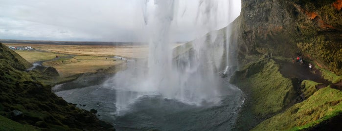 Seljalandsfoss is one of My Iceland.