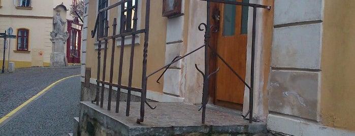 Dobrá čajovna is one of สถานที่ที่ Veronica ถูกใจ.