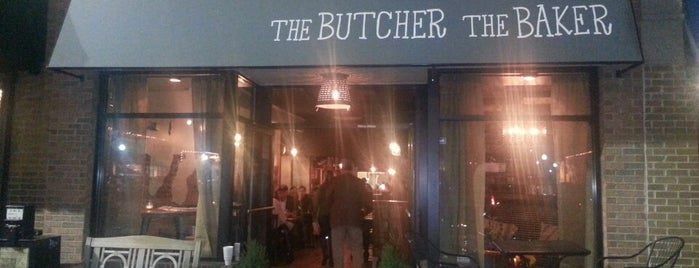 The Butcher The Baker is one of Need to Eat Atlanta.