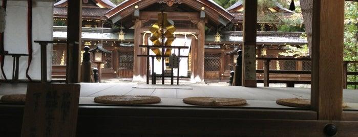 大和神社 is one of 高井 : понравившиеся места.