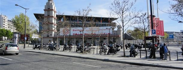 Paris Expo Porte de Versailles is one of Samet'in Beğendiği Mekanlar.