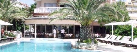 Romance Beach Hotel is one of Marmaris.