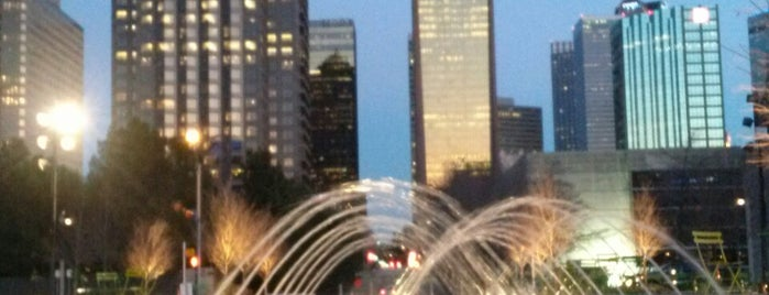 Klyde Warren Park is one of Dallas Favorites.