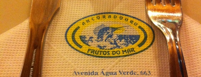 Ancoradouro is one of Bons lugares.