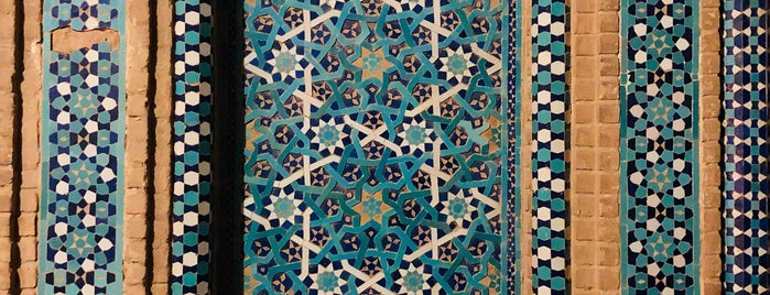 Traditional Texture of Yazd | بافت تاریخی یزد is one of Yazd.