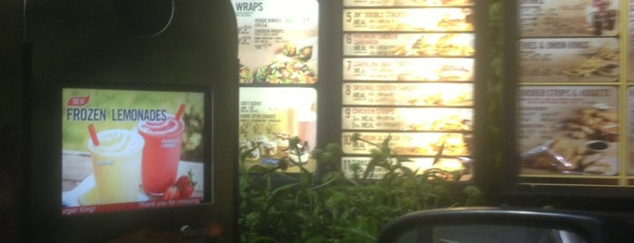 Burger King is one of restaraunts.