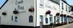 The Lamb & Flag Pub & Kitchen is one of Tempat yang Disukai Carl.