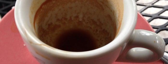 Rococó Café Espresso is one of Mexico City's Best Coffee.