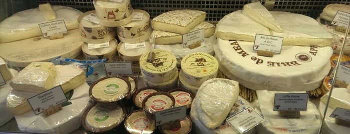 Hamish Johnston is one of Cheese london.