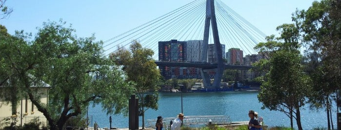 Glebe Foreshore Parks is one of Sydney, NSW.