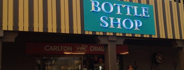 The Cellars Bottle Shop is one of Orte, die Yunus gefallen.