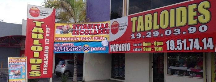 Dibendi Diseño y Dibendi Servicios de Impresión is one of สถานที่ที่ Mayra ถูกใจ.