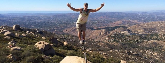 Mount Woodson is one of Guide to San Diego's best spots.