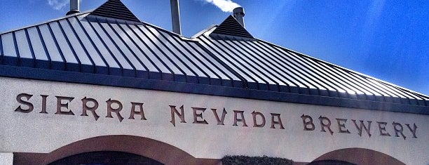 Sierra Nevada Brewing Co. is one of West Coast Sites.