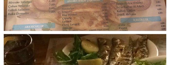 Şen Balık Lokantası is one of Locais curtidos por Matem.