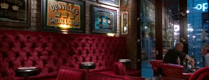 The Harp Bar is one of Belfast.