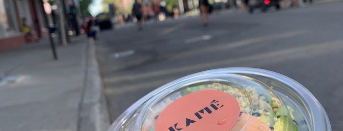 Kamehameha Snack-Bar is one of MTL testé.