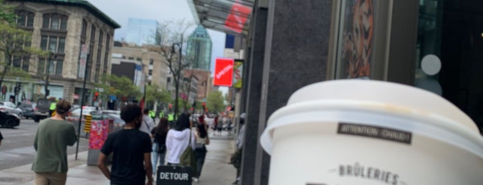 Brûlerie Faro is one of Cafés-torréfacteurs Montréal.