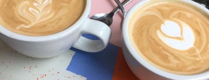 Café Humble Lion is one of Matthew 님이 좋아한 장소.