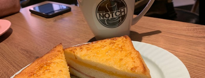 notch咖啡本町店 is one of Taiwan.