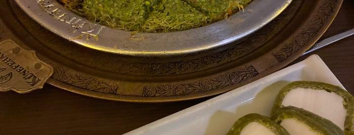 Künefehan is one of Gaziantep'te Görülecekler.