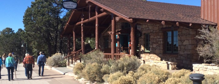 Bright Angel Lodge Restaurant is one of Arizona.