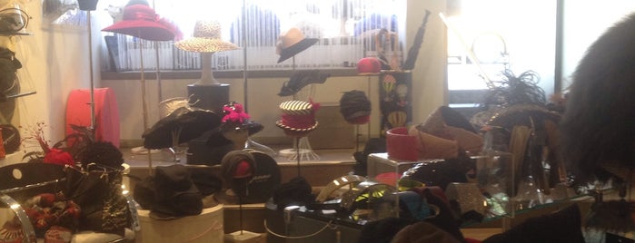 Suzanne Couture Millinery is one of Millinery & Hat Shops NYC.