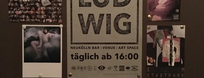 Ludwig is one of Berlin Night.