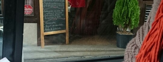 Bistrot Ratatouille is one of Bares de coruña con tapa gratis.