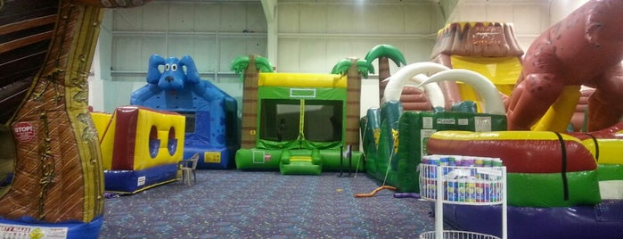 That Bounce Place is one of JODY & MY PLACES IN MD REISTERSTOWN, OWINGS MILLS,.