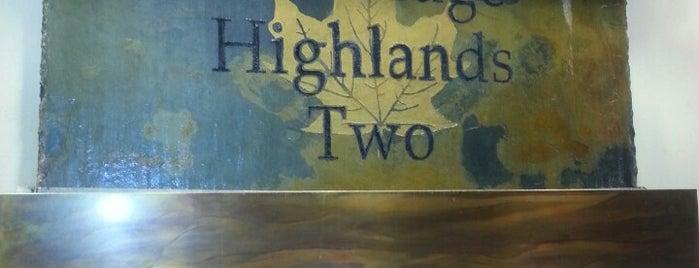 Glenridge Highlands Two is one of joecamel/Sikora's Favorite Spots.