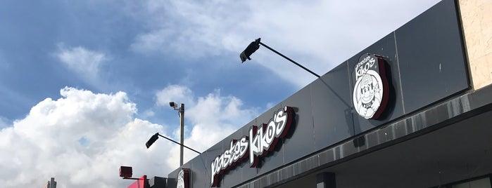 Pastes Kiko's is one of Lugares favoritos de IL.